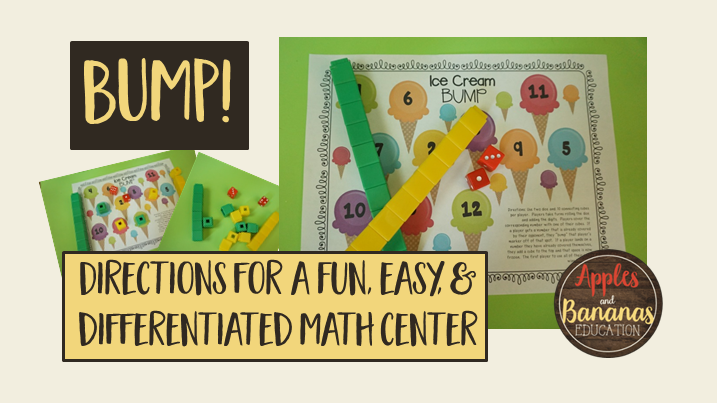 Bump math center