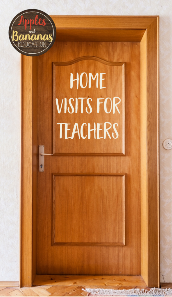 home visits for teachers