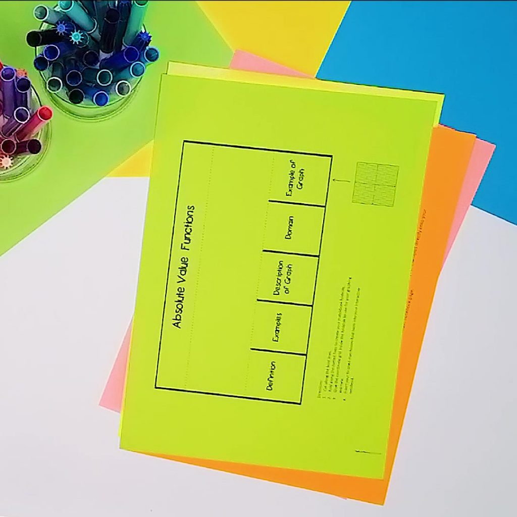 colorful interactive foldable activities
