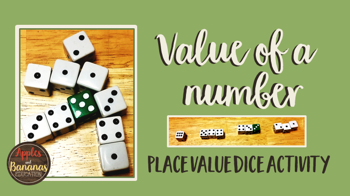 value of a number place value game
