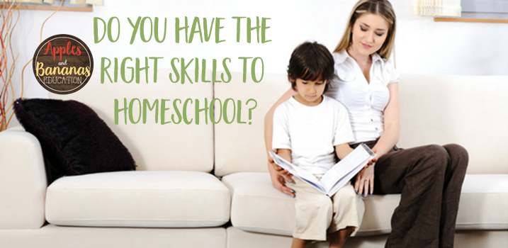Do You Have the Right Skills To Homeschool?