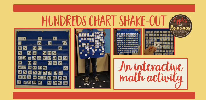 Hundreds Chart Shake-Out