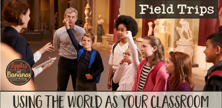 Using the World as Your Classroom
