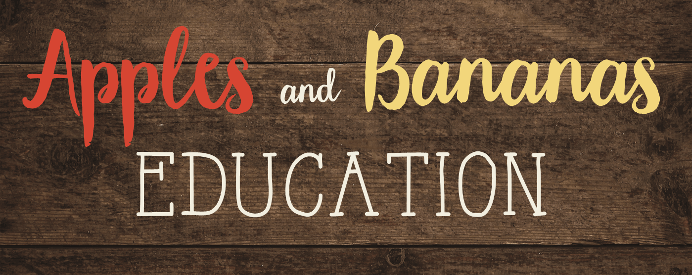 Page 2 – Apples and Bananas Education