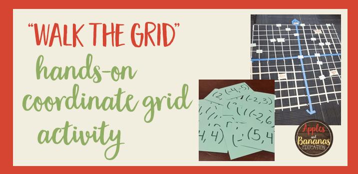 Coordinate Grid Activity Part 2