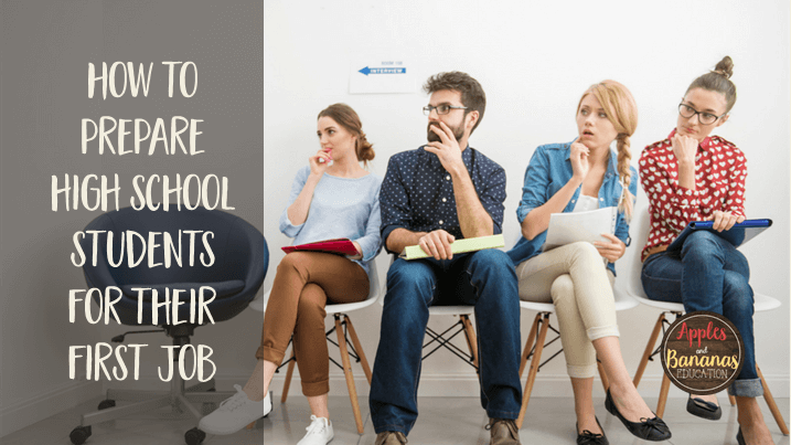 Teaching Interview Skills to High School Students