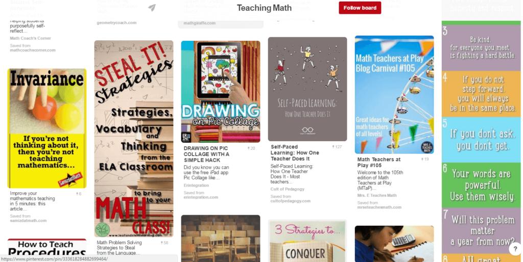 Leaf and STEM Learning Pinterest