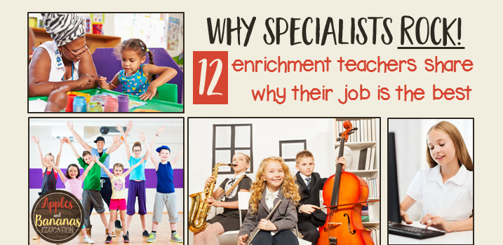 Why enrichment teachers rock featured image