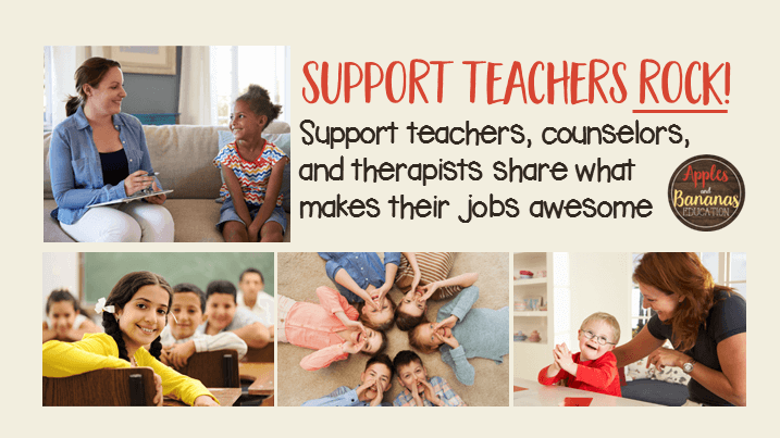 support teachers featured image