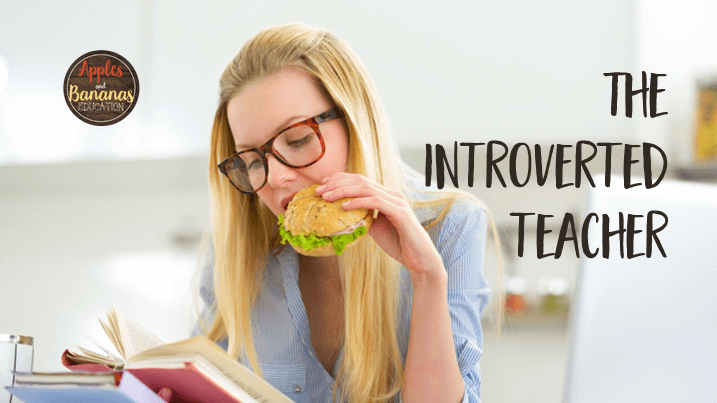 introverted teacher