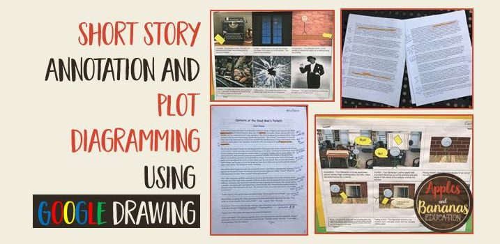 Short Story Annotation and Plot Diagramming