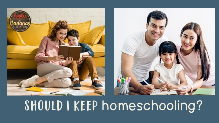 homeschool families working together